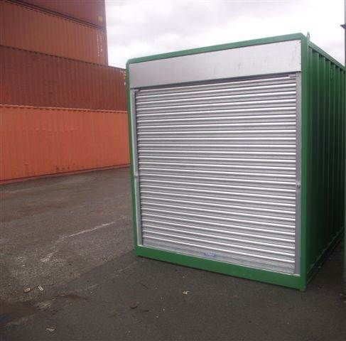 A GUIDE TO CHOOSING SHIPPING CONTAINER DOORS