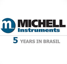 Five years of growth for Michell Instruments Brasil