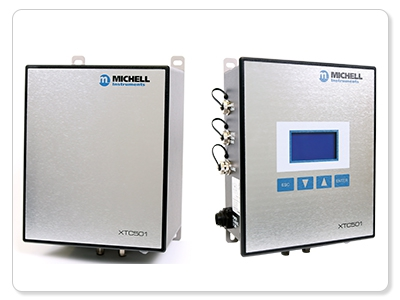 New lightweight binary gas analyzer for quality control of gases in safe areas