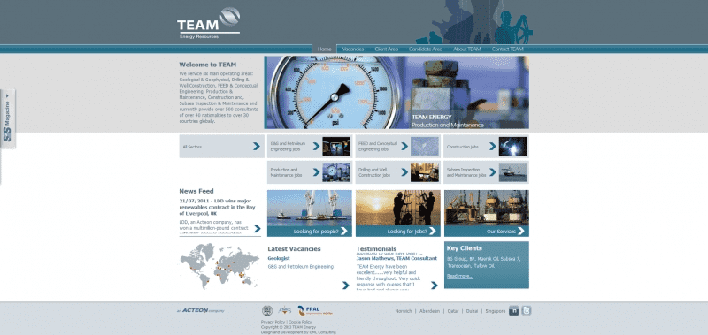 Main image for TEAM Energy Resources Limited
