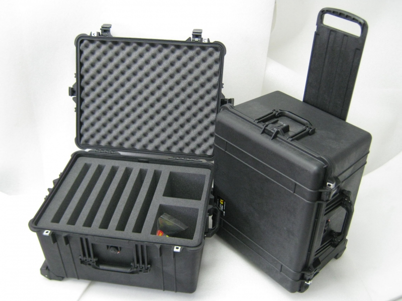 Multi-Laptop Cases for Professional Trainers & Educators