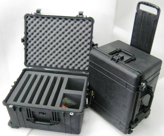 All About Our Peli Cases
