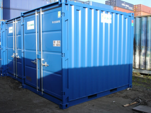 New 10ft Container