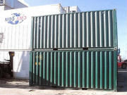 New 20ft Green Containers