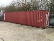 Used 40ft Container