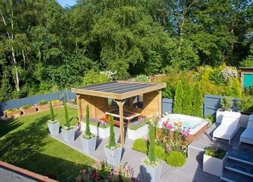 Composite decking prices for Garden decking norwich