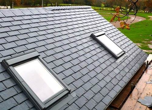 Roofing tiles composite slate roof tiles Composite roofing tiles