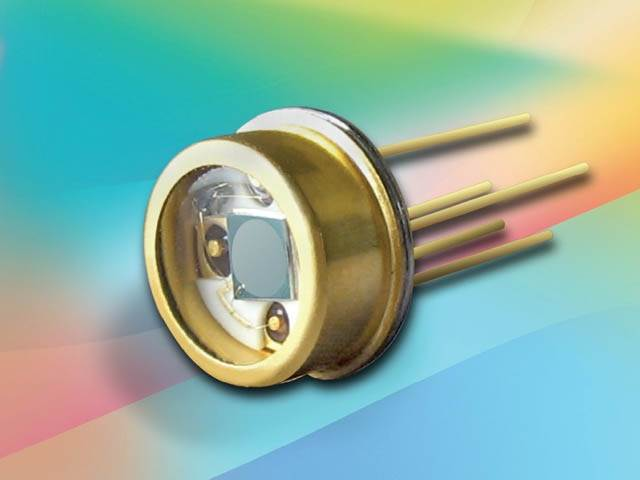 Hybrid Silicon Photodiode with Preamplifier