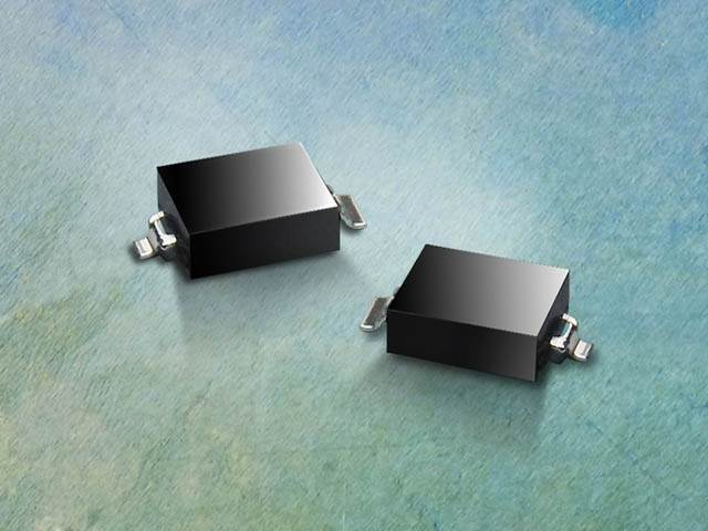 SMD Silicon Photodiode with Daylight Filter
