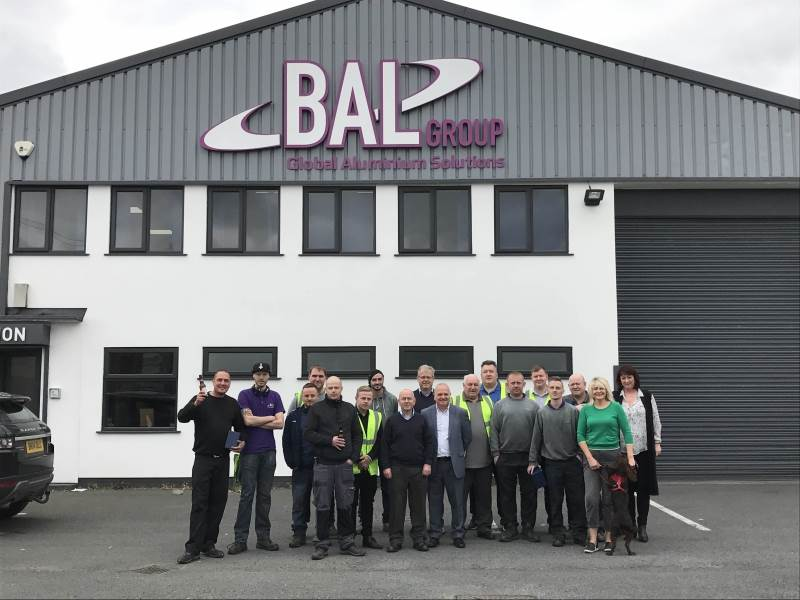 This year BAL Group celebrates its 20th anniversary
