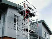 Commercial Scaffold Tower Hire