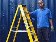 GRP Step Ladder Hire
