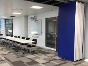 Commercial Folding Partition Systems