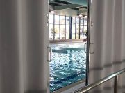 Partitioning for Swimming Pools