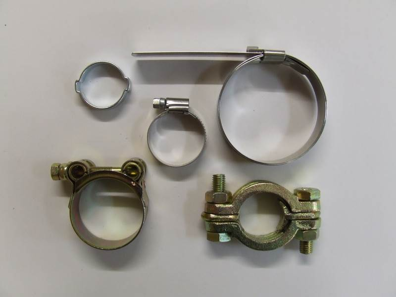 Hose Clips and Clamps