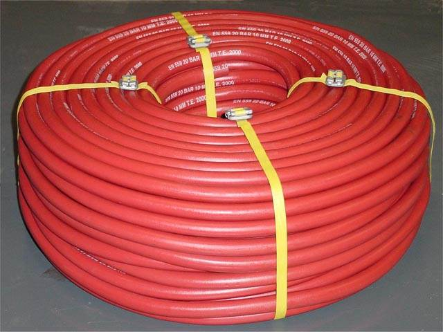 Long Length Moulded Hose