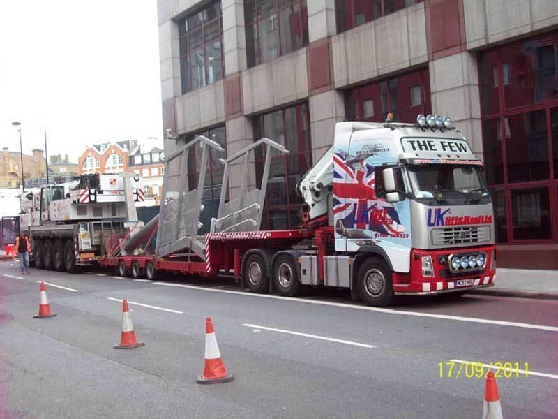 UK Freight Forwarder