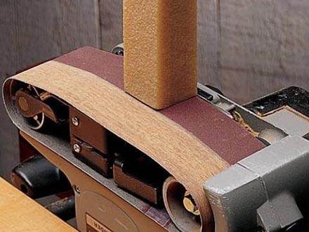 Abrasives Belt Cleaners