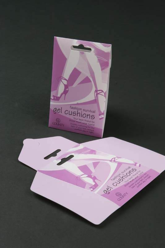 Gel Feet Packaging