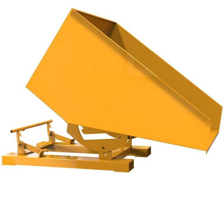 TIPPING SKIPS PROVE POPULAR CHOICE FOR CONTACT ATTACHMENTS' CUSTOMERS