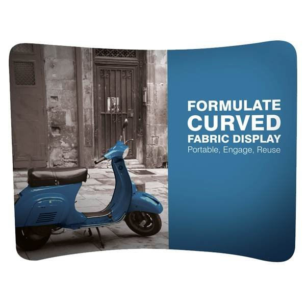 Special Offer Formulate Double Sided Stand only £369 + VAT