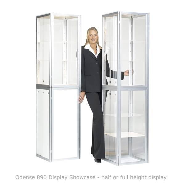 Portable Glass Showcases