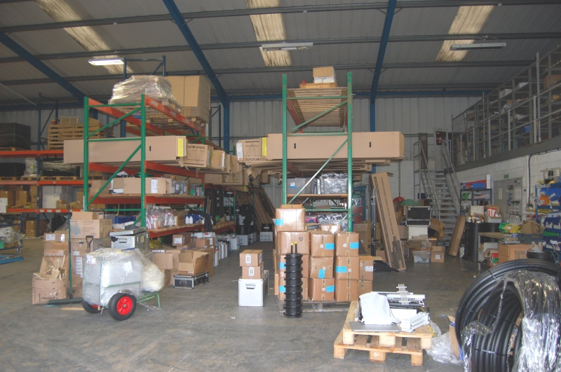 GoGeothermal Stock Holding:    Our Stock is Your Stock…    £500,000's worth of S