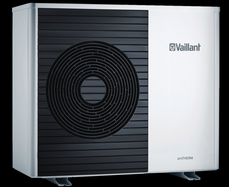 New Vaillant aroTHERM Splits Simplify the Install