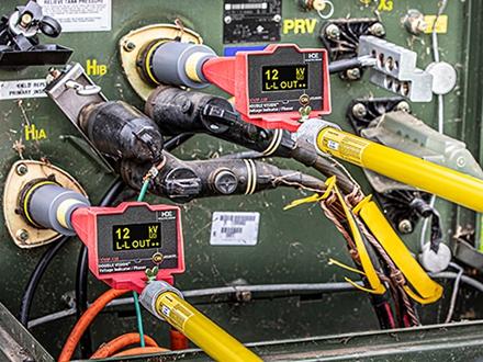Double Vision® Voltage Indicators