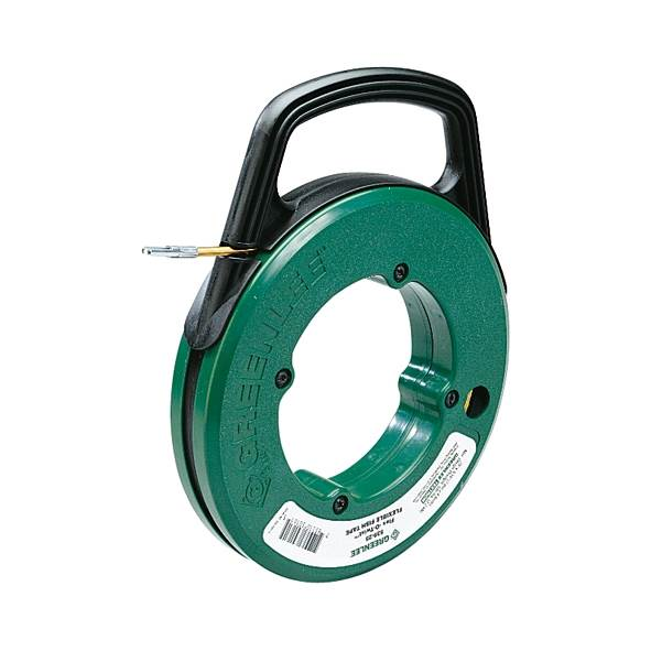 Greenlee textron sheet metal hole punches for Magnetic fish tape