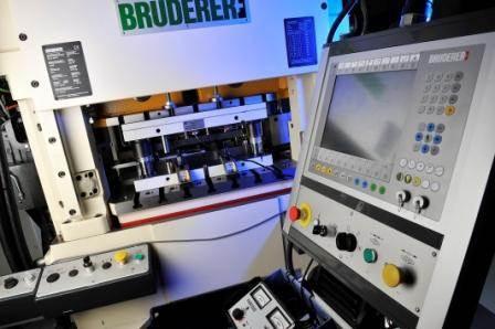 Brandauer Amp Co Ltd Birmingham B19 2yu