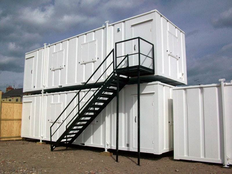 Cabins And Containers Uk Limited New And Used Portable