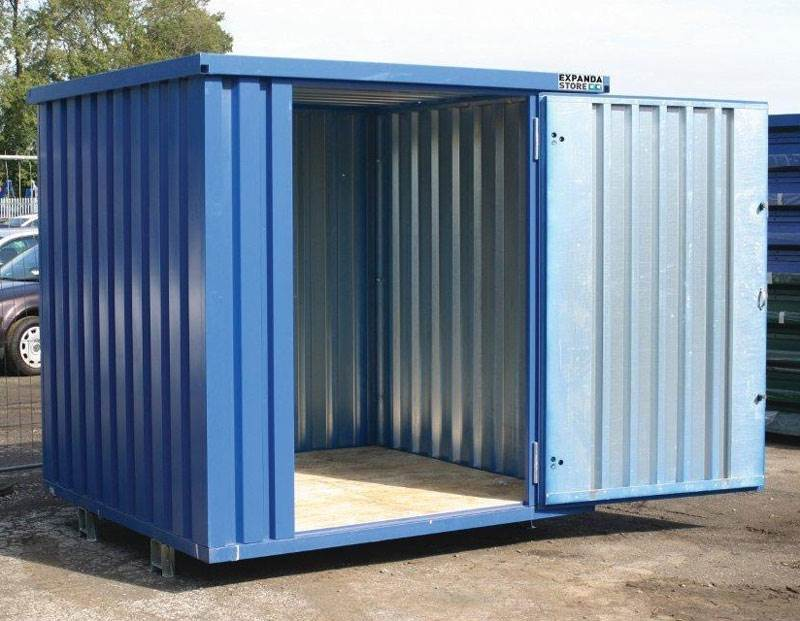 Cabins And Containers (UK) Limited, New And Used Portable