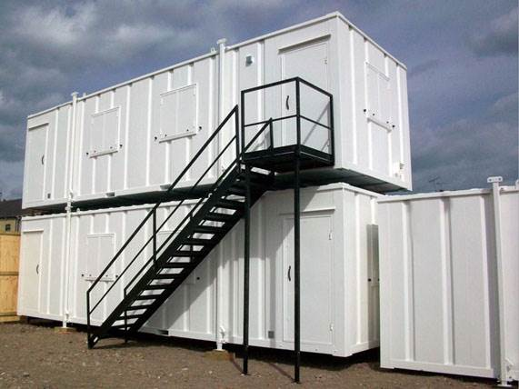 Portable and Steel Cabins