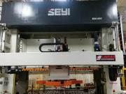 SEYI SDG2-800 with Linear Transfer
