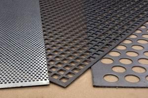 Metallic Perforated Sheet