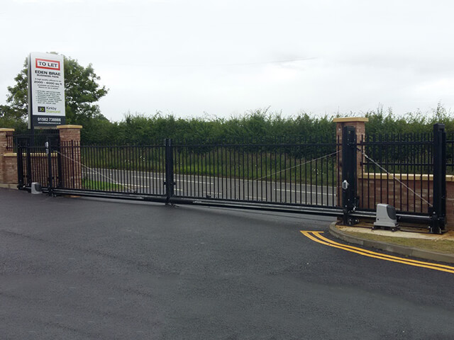 Access Automation Ltd Commercial Gate Systems Gate