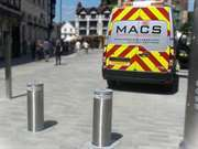 Bollard Servicing & Maintenance