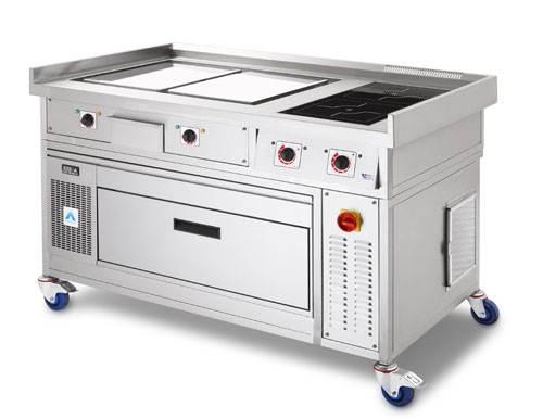 Kitchen Hobs Commercial ~ Target catering equipment restaurant kitchen designs