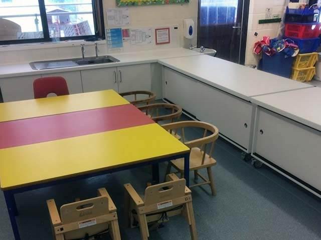 Education furniture