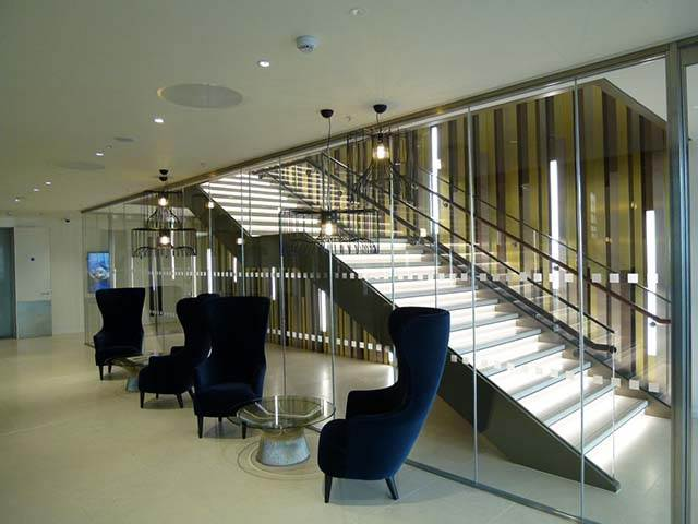 Staircases & Wall Murals