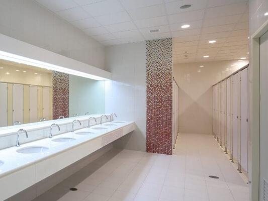 Walls, Floors & Ceiling