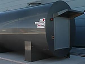 Bulk Diesel Storage Tanks