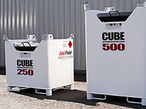 Static Bunded Fuel Cubes