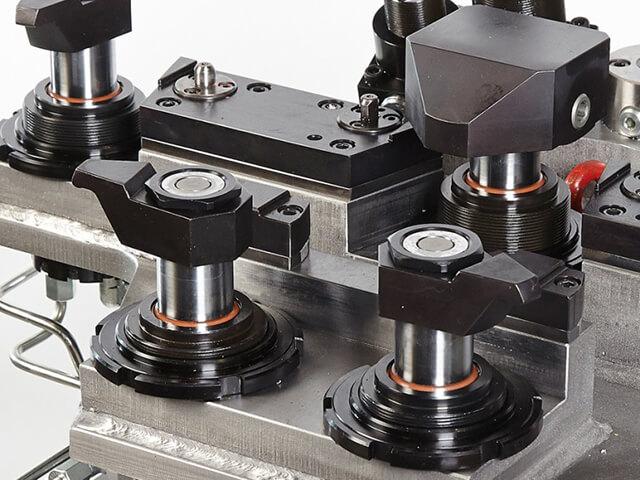 Bespoke Hydraulic Workholding