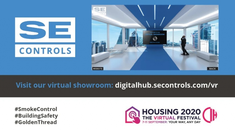 SE Controls went virtual for Housing 2020!