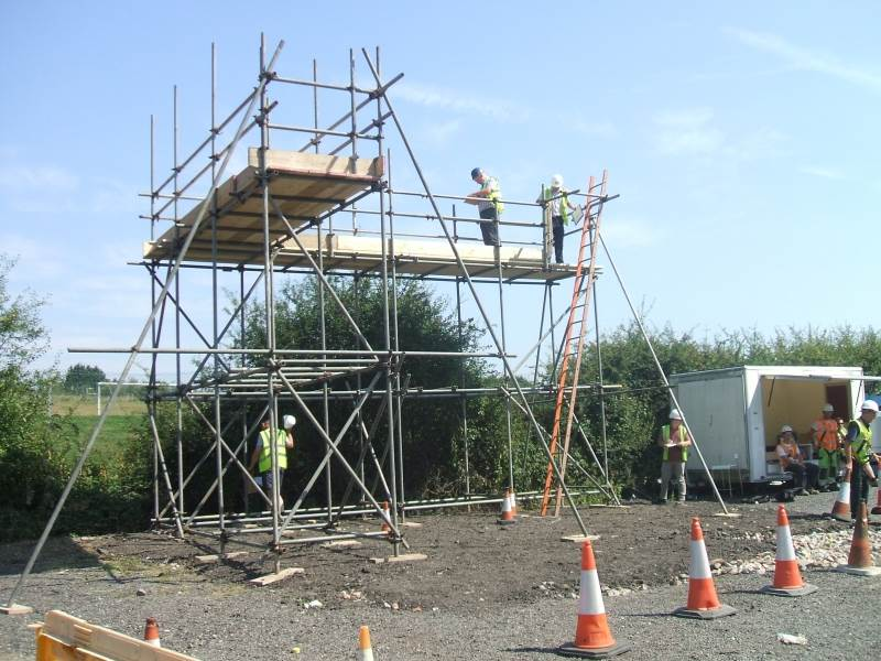 Scaffold Inspection 2 day course