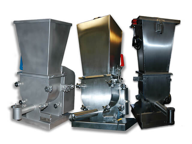 Gravimetric Screw Feeders