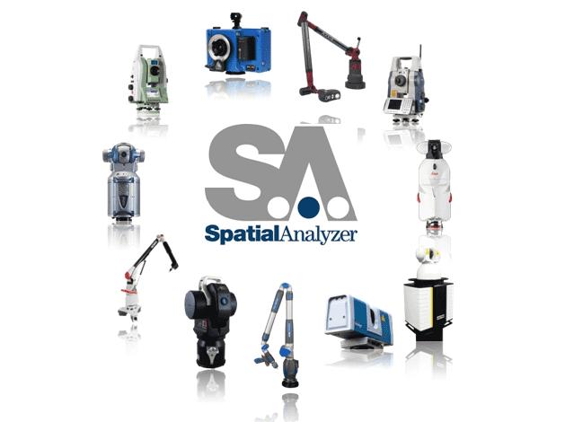 Spatial Analyzer Instruments