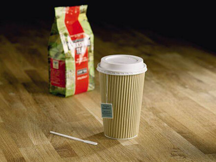 Paper Foam Drinking Cups
